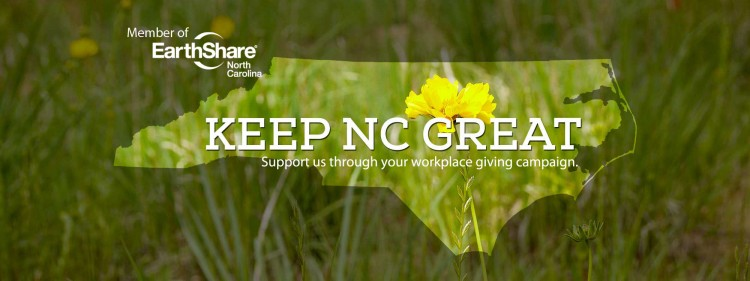 EarthShare NC Keep NC Great