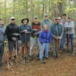 Conservation Corps Breaks Ground at Brumley Forest