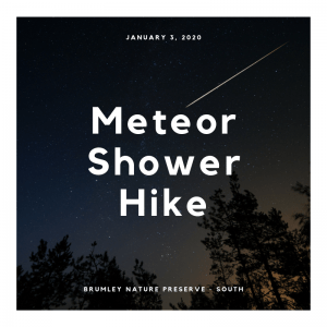 FULL: Meteor Shower Hike @ Brumley Nature Preserve - South | Chapel Hill | North Carolina | United States