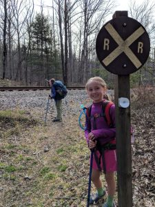 Conservation Conversations: Adventures on the Mountains-to-Sea Trail @ Zoom
