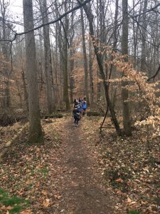 March Speed Hike @ Johnston Mill Nature Preserve